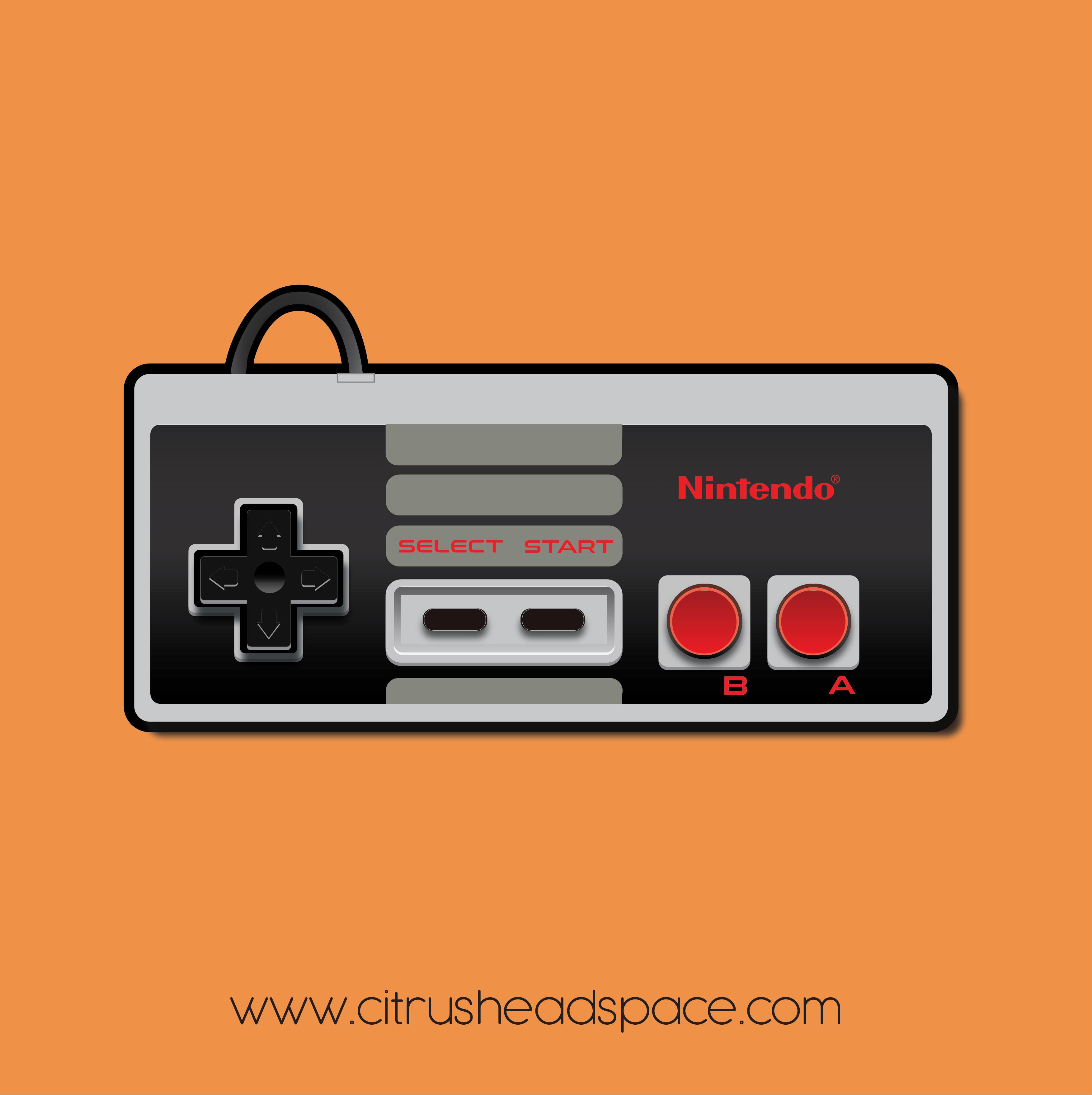 Nintendo Entertainment System Controller Personajes De Marvel Fondos De Pantalla De Bloqueo Marvel