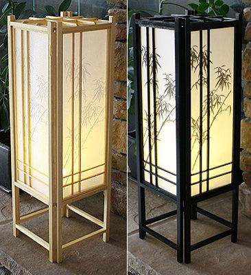 Lovely Sculptured Design Paper Lanterns Table Lamps Are Handcrafted With Bamboo Or  Wired Ribbing And High Grade Rice Paper.
