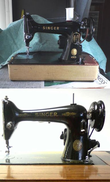 The Vintage Singer Sewing Machine Blog: A Visual Guide to Identifying Singers from Crappy ...