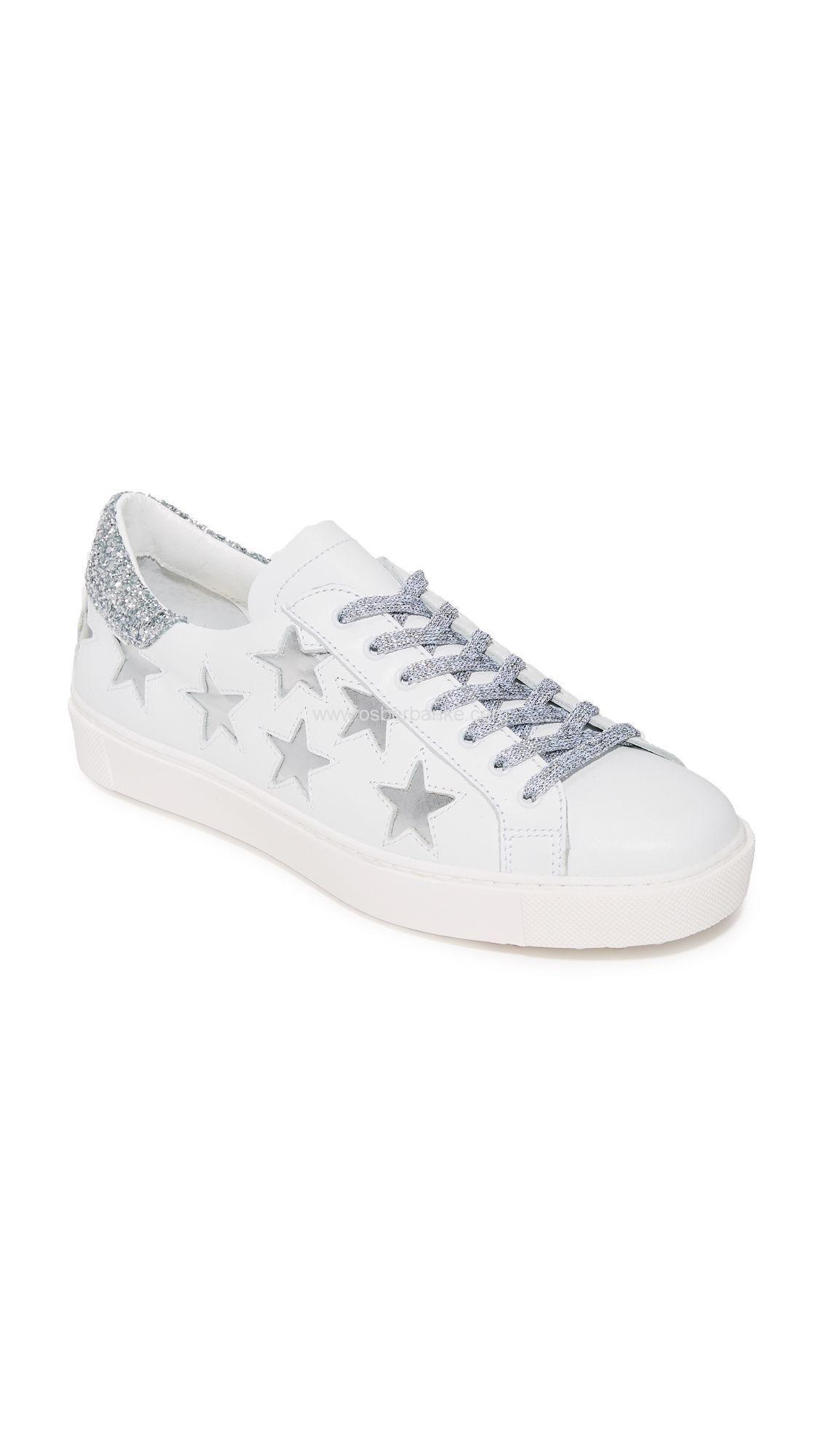 of Finery Stella Star Sneakers - Women