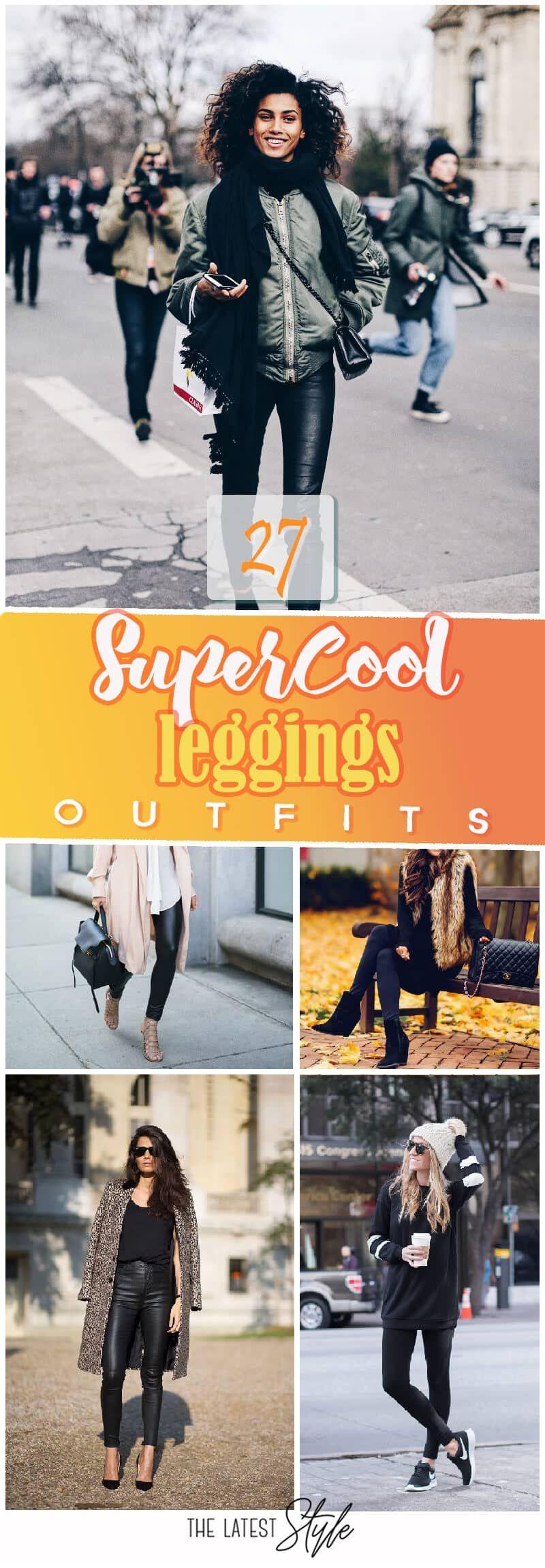 Photo of 27 maneras de mantenerse abrigado con leggins de invierno: todo sobre las mujeres