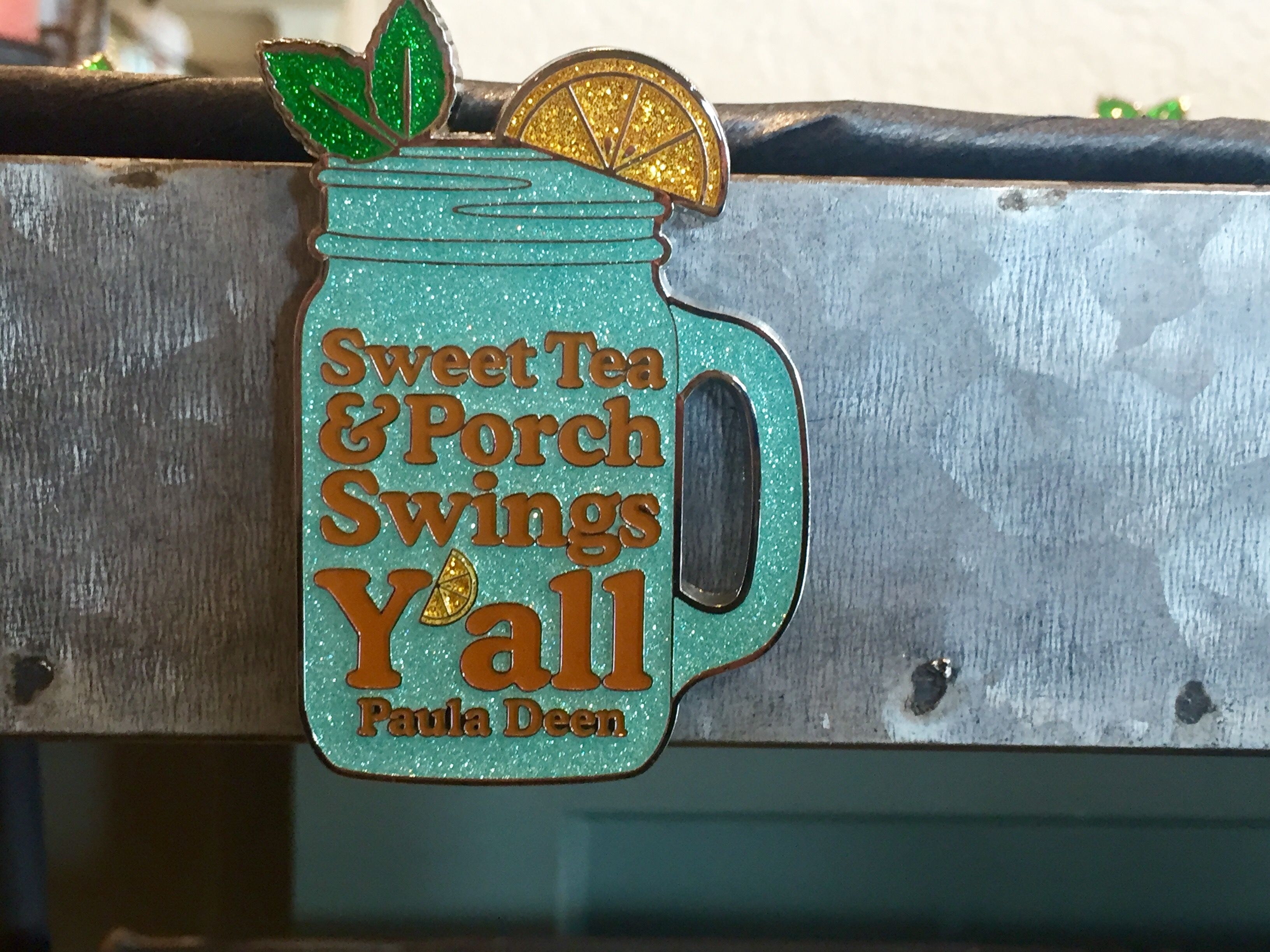Sweet Tea and Porch Swings, Y\'all! We love these magnets as gifts ...