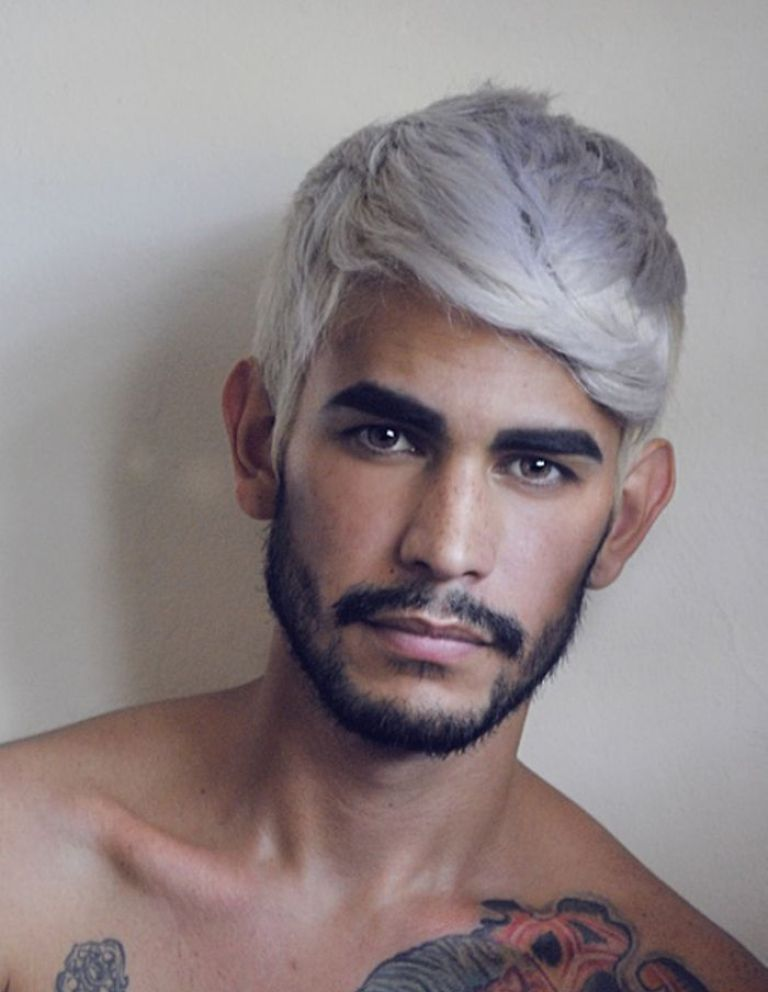 43 Hottest Hair Color Trends For Men In 2019 Dyed Hair Men Hot