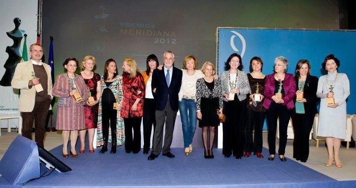 Premios Meridiana 2012