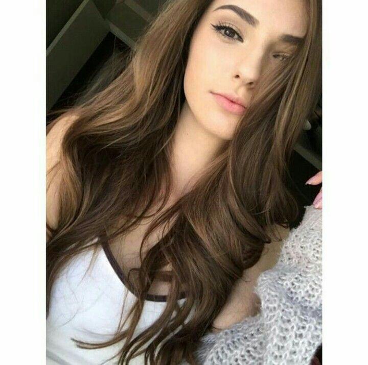 @freshteehns | haar styling, frisuren langhaar, schönheit