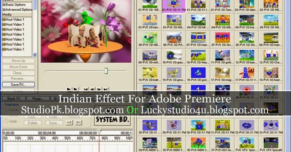 Indian Effect Complete Setup Free Download Video editing