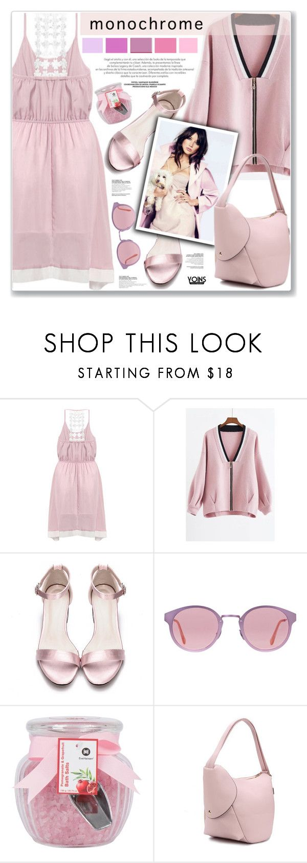 """""""LOVE YOINS"""" by nanawidia ❤ liked on Polyvore featuring RetroSuperFuture"""
