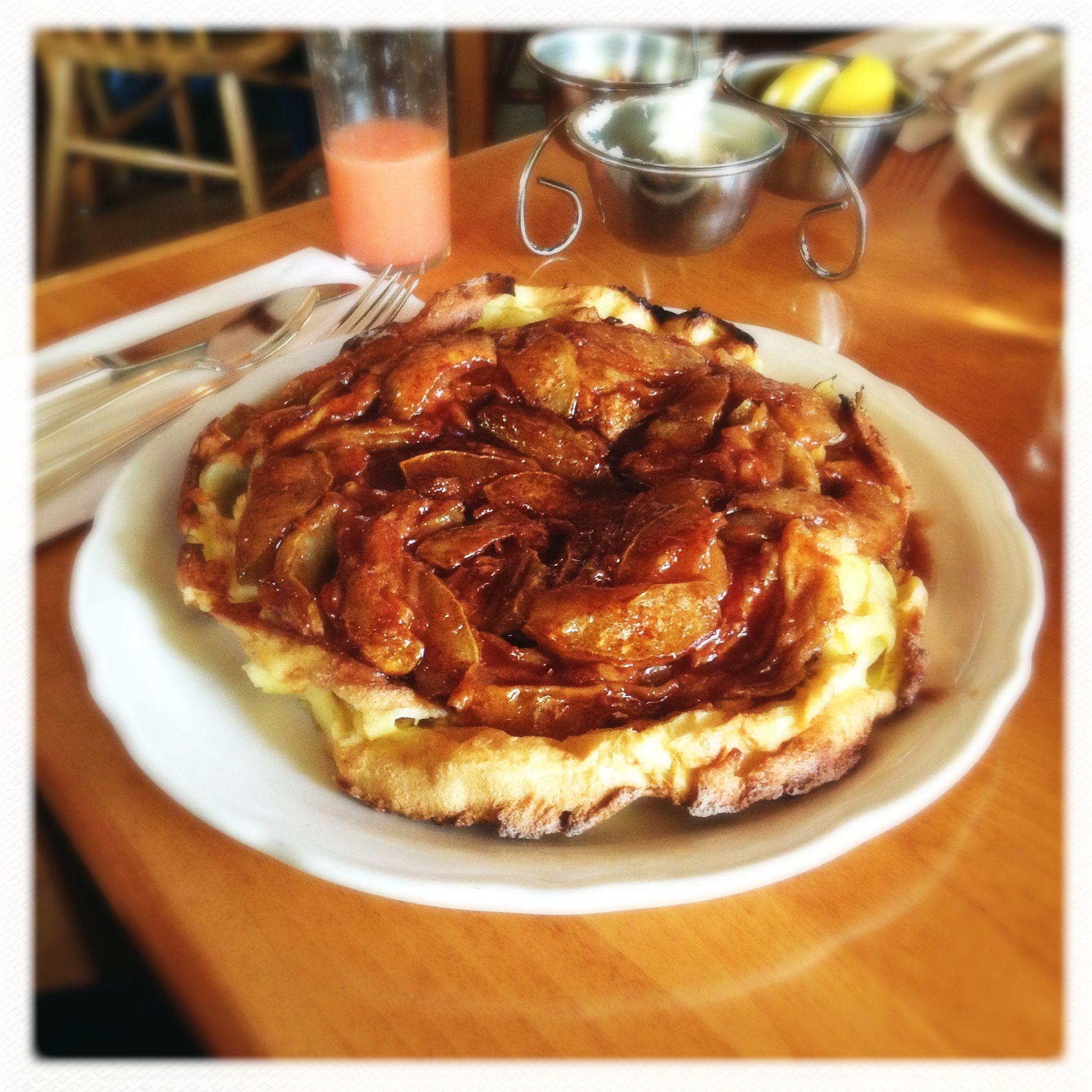 Apple Dutch Baby Pancake @ The Original Pancake House in ...