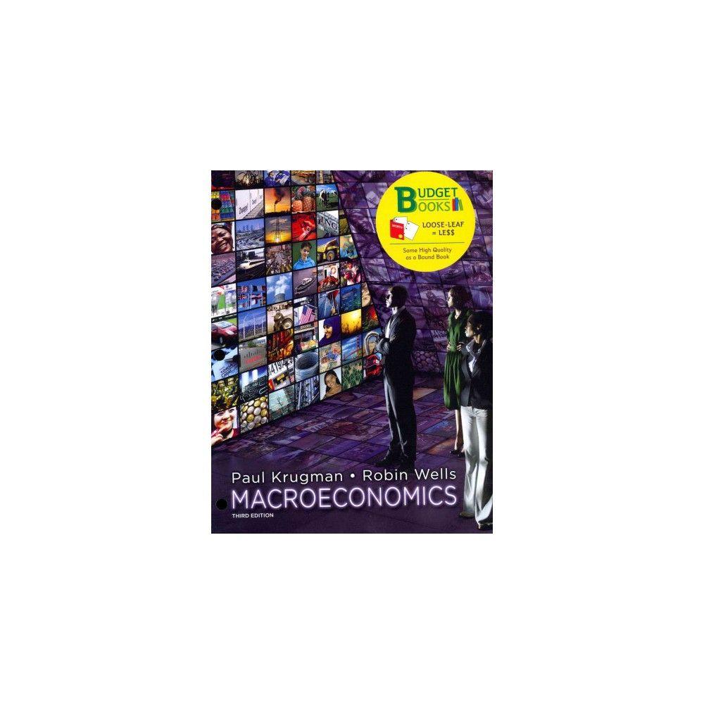 Macroeconomics (Mixed media product)
