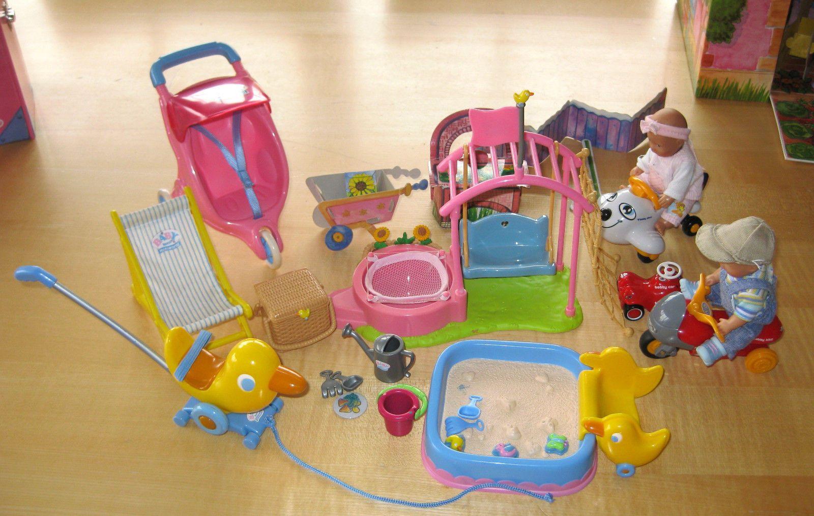 Baby Born Küche | Riesiges Baby Born Miniworld Set Haus Puppen ...