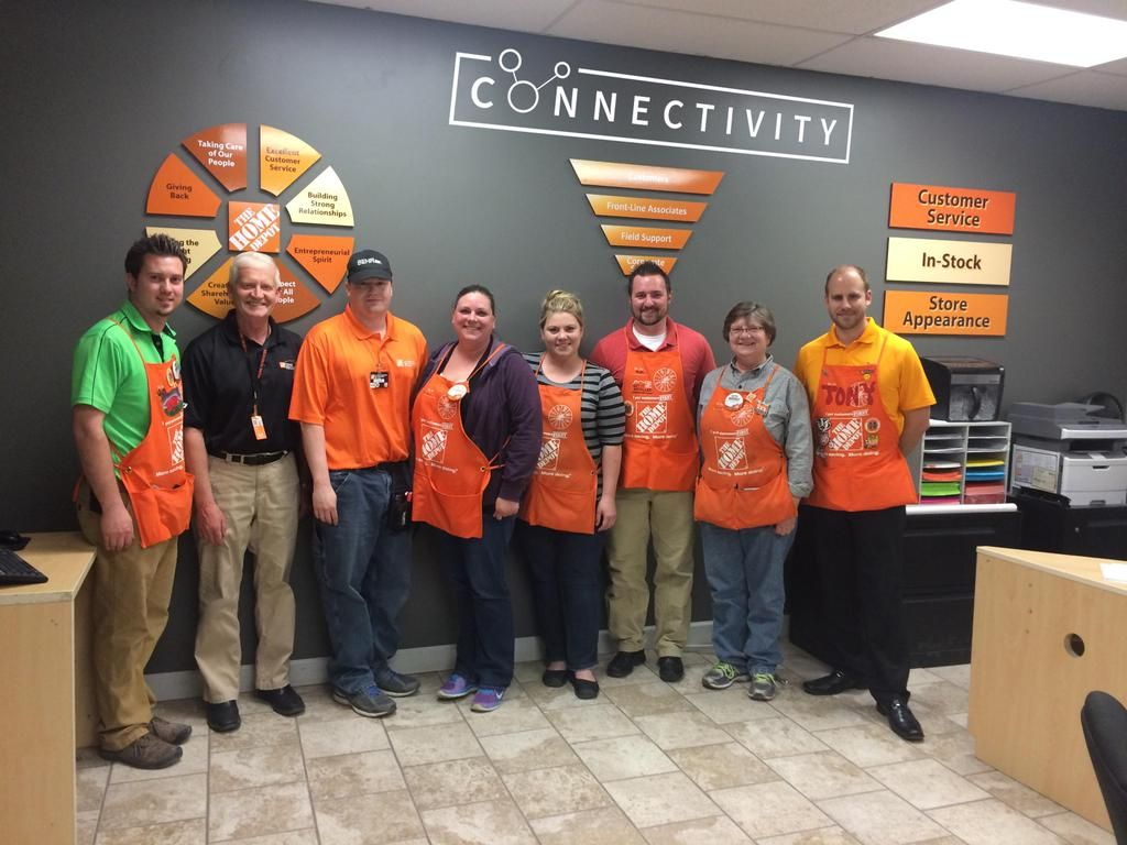 Crew2 on twitter home depot store thanks for everything