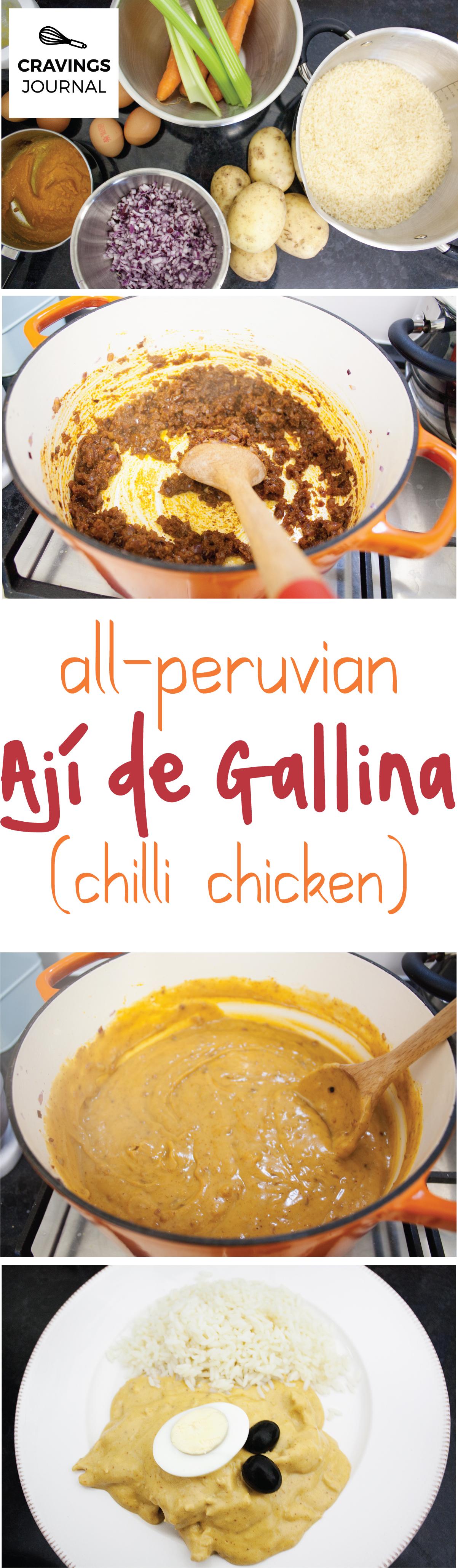 Aji De Gallina Chilli Chicken With Images