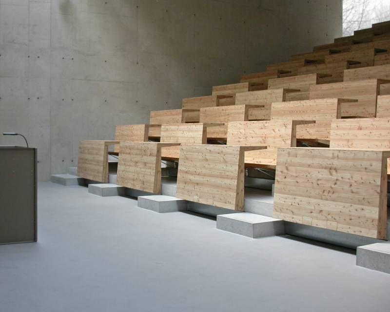 H rsaal physik rwth aachen in aachen architektur for Entwurf architektur