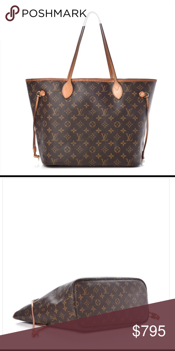 Authentic LOUIS VUITTON Monogram Tote Bag Authentic LOUIS VUITTON Monogram  Pre-Owned. Excellent Condition d655b6fd87