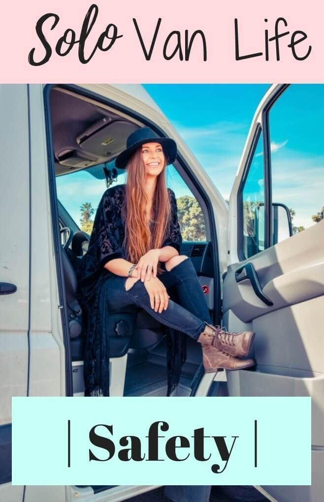 Photo of Solo Van Life | Safety | Divine On The road