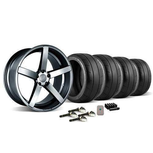 Rovos Mustang Durban Wheel Tire Kit 20x8 5 10 Satin Gunmetal