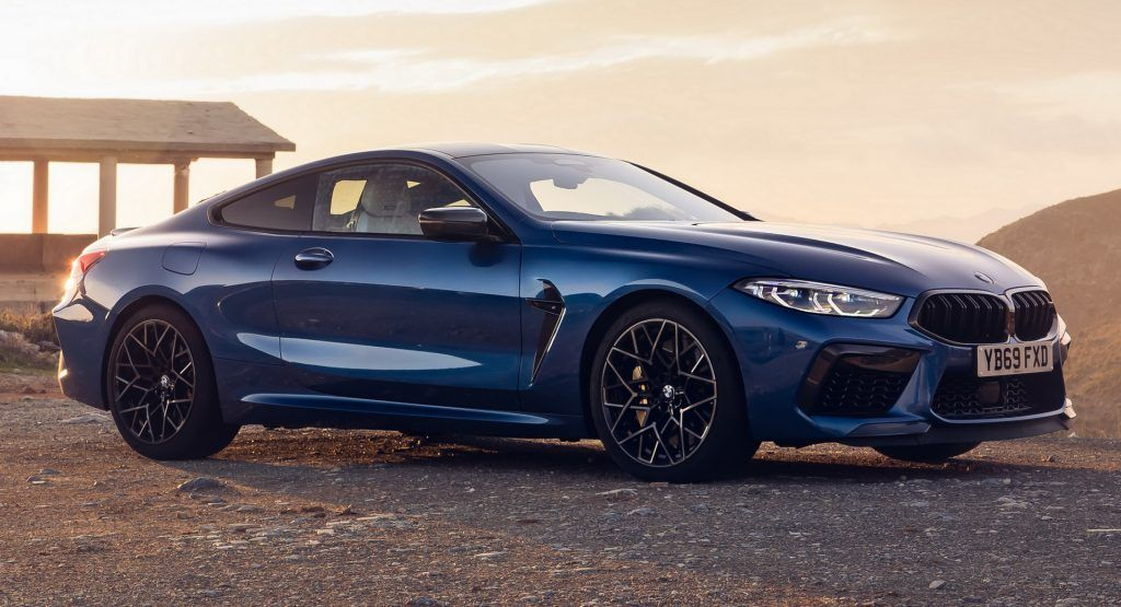 2020 Bmw M8 Competition Coupe And Convertible Arrive In The Uk