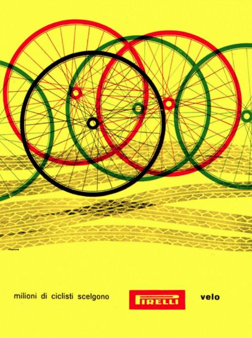 Beautiful Pirelli poster