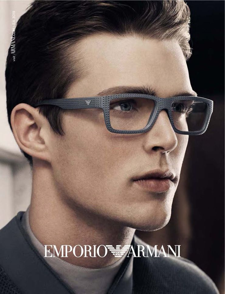 Wilhelmina Models Nils Butler Is The Face For Emporio