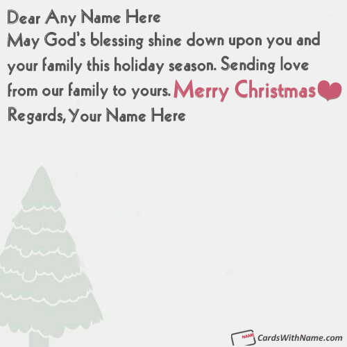 Handmade Christmas Greeting Cards With Name Editing Cards With Name Gen Christmas Greeting Cards Handmade Christmas Wishes Greetings Christmas Greeting Cards