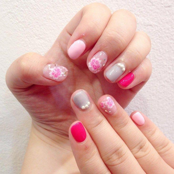 80 Gel Nails Art Polish Hd Photos 2018 Nails Pinterest Gel