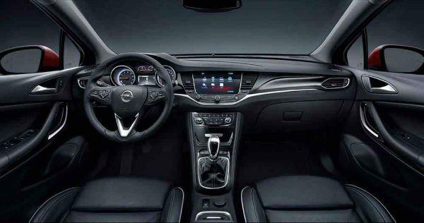 Opel Astra 2018 Interior Opel Pinterest Cars Range