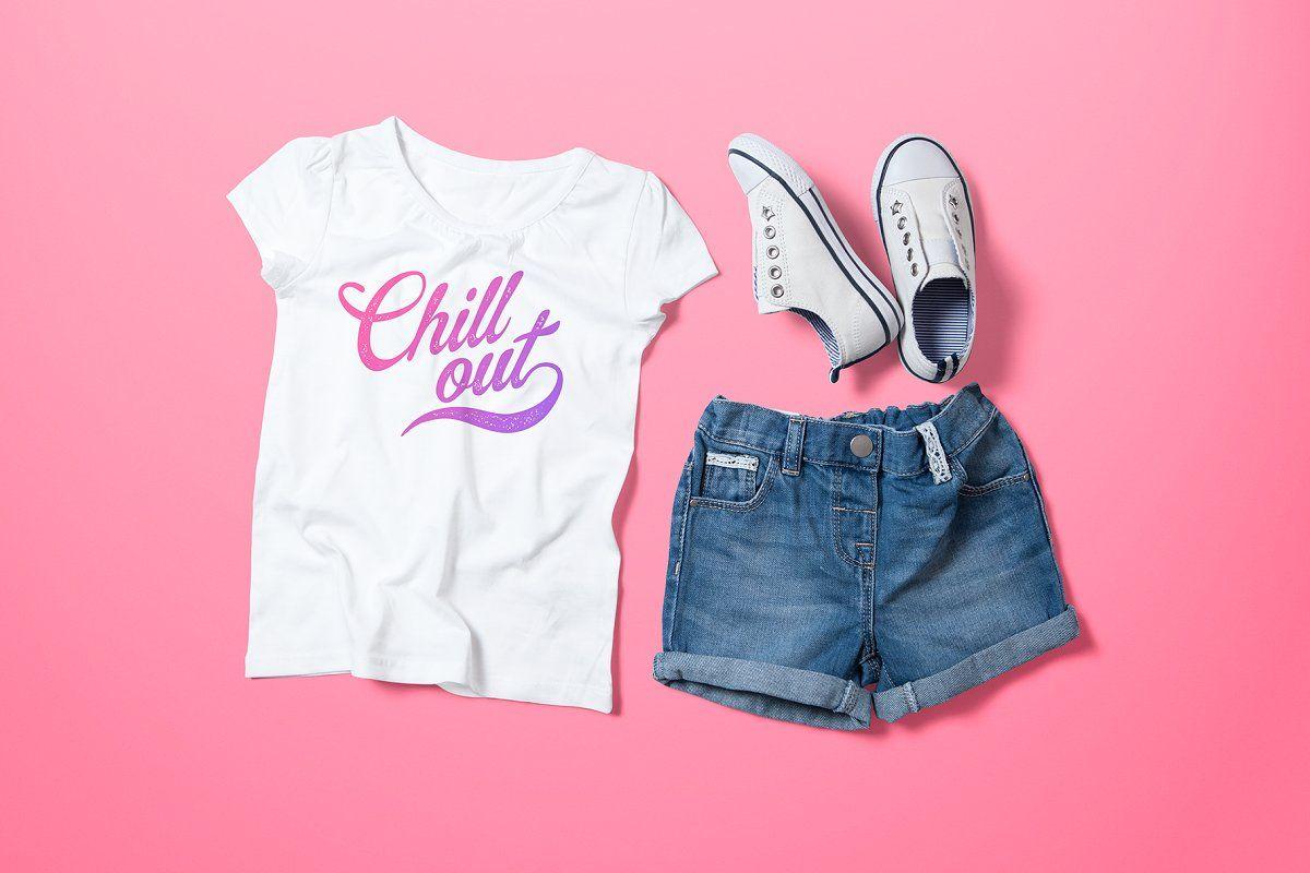 Download Girl S Crew Neck T Shirt Mock Up Clothing Mockup Design Mockup Free Mockup Free Psd