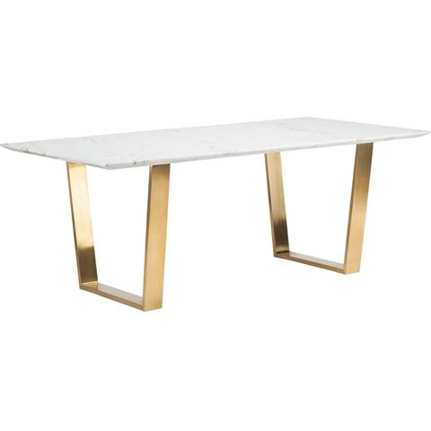 Catrine Modern Marble Dining Table Modern Digs Dining Table Marble Marble Dining Glass Dining Table
