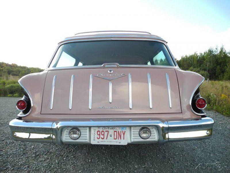 '58 Chevrolet Nomad Wagon