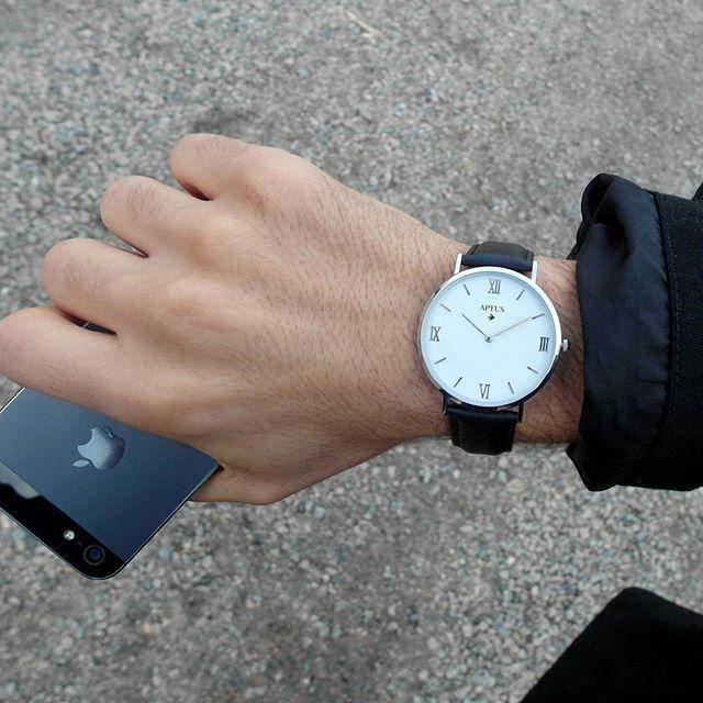 Simplicitet Aptus Watches Pinterest Instagram