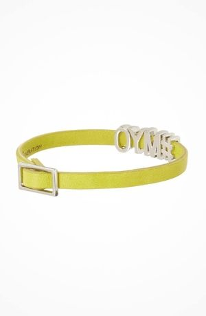 BCBGeneration Build Your Own Bracelet #accessories  #jewelry  #bracelets  https://www.heeyy.com/bcbgeneration-build-your-own-bracelet-rhod-lt-ant-letters-chartreuse-strap/