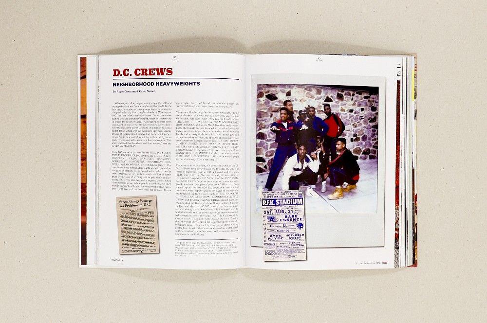Pump Me Up - DC Subculture of the 1980s, Roger Gastman - 42€ // Auteur : Roger Gastman Date de publication: 2013 Editeur: R.ROCK ENTERPRISES Langues: Anglais Dimensions: 22 x 28,5 x 3 cm Poids: 1,9 kg Couverture: Rigide Isbn: 9781584235132