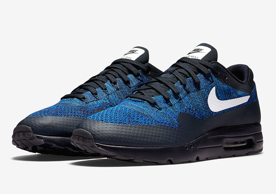 nike air max one flyknit black pas cher