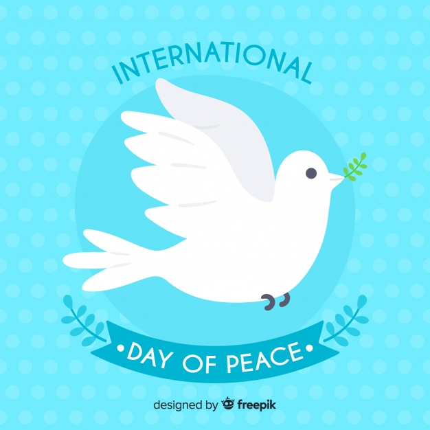 Free Download International Peace Day Concept With White Dove Dove Images White Doves Peace