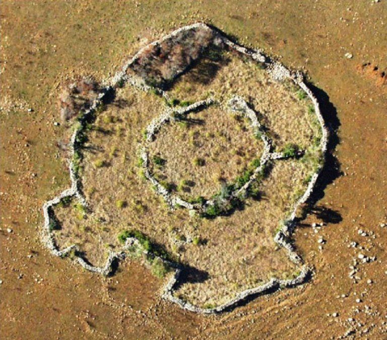 A Giant Stone City Was Discovered In South Africa Approximately