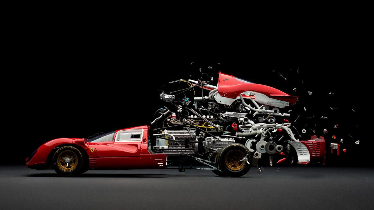 What S Your Idea Of A Well Made Classic Car Cars Ferrari And
