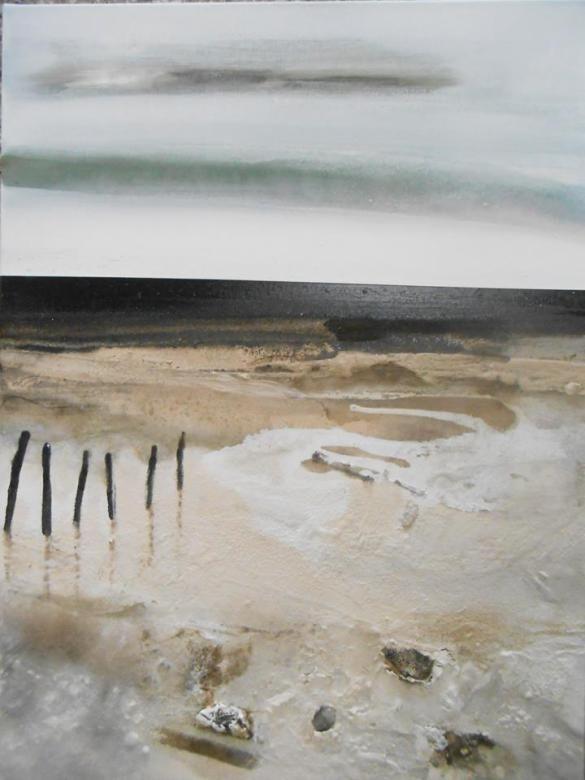 Atelier - abstrakte Kunst, abstrakte Malerei - Conny Niehoff Conny - wohnzimmer bilder abstrakt