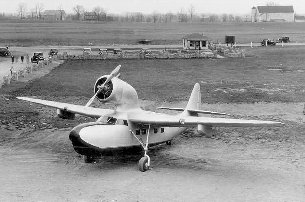Fairchild F-91 Baby Clipper Fa...