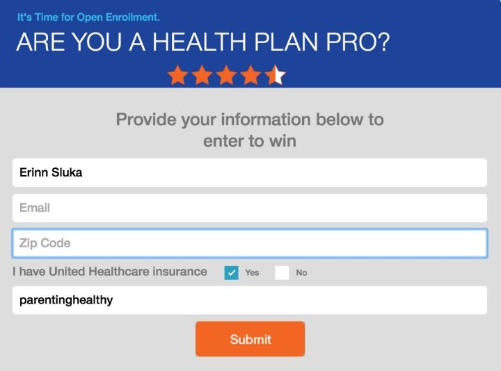 Health Plan Giveaway Health Care Insurance Health Plan How To Plan