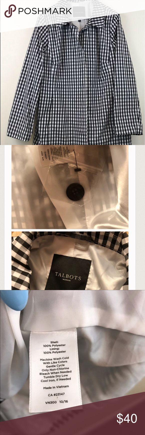 #1X #Cute #cute Rainy Day Outfit #Perfect #Raincoat #size #St #Talbots #worn Talbots size 1X raincoat. Never worn. Cute Talbots raincoat. Just perfect for st...        タルボットサイズ1Xレインコート。決して着用しません。かわいいタルボットのレインコート。スタイリッシュな雨の日にぴったりです。サイズタグは付いていませんが、a1Xです。タルボットジャケット&コート #rainydayoutfitforwork