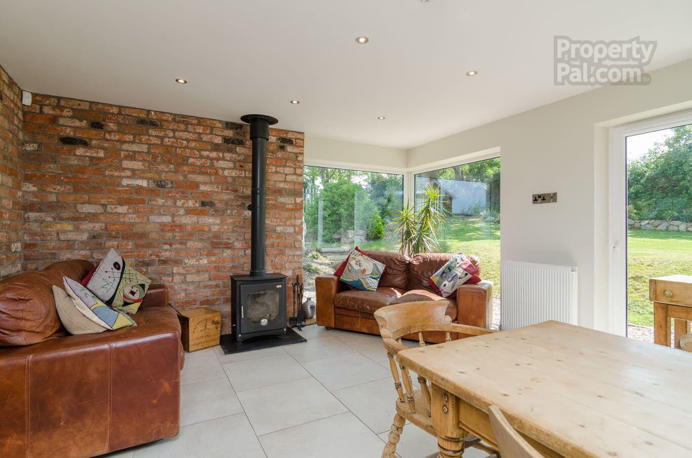 31 & 31A Aghnatrisk Road, Hillsborough livingroom Luxe