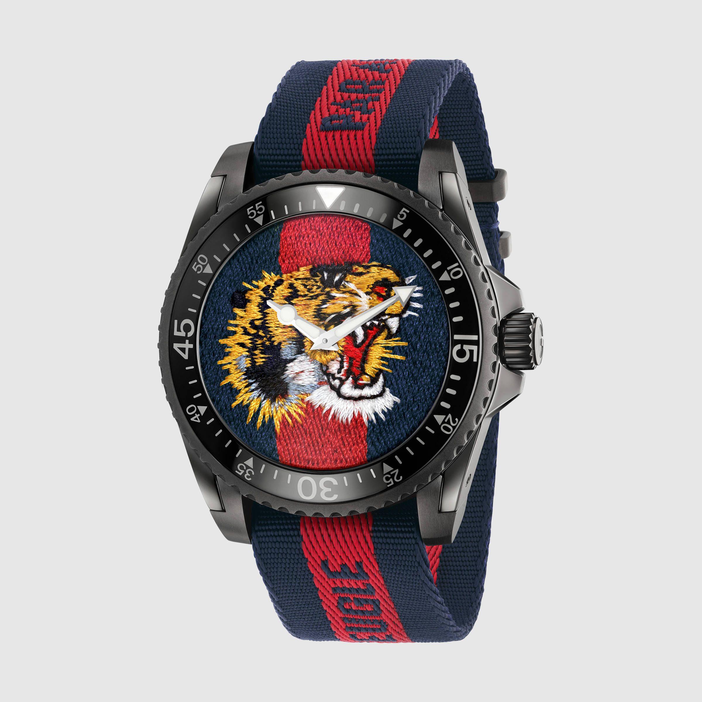 4284a95087 This Gucci watch is absolutely amazing so its should be something majestic