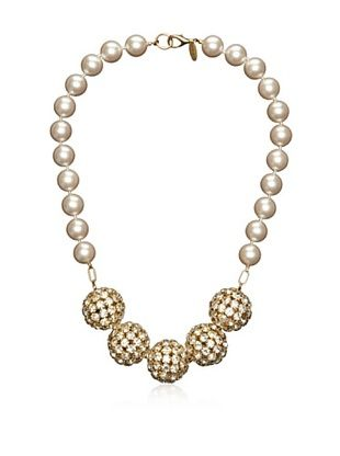 Lenora Dame Crystal Statement Necklace