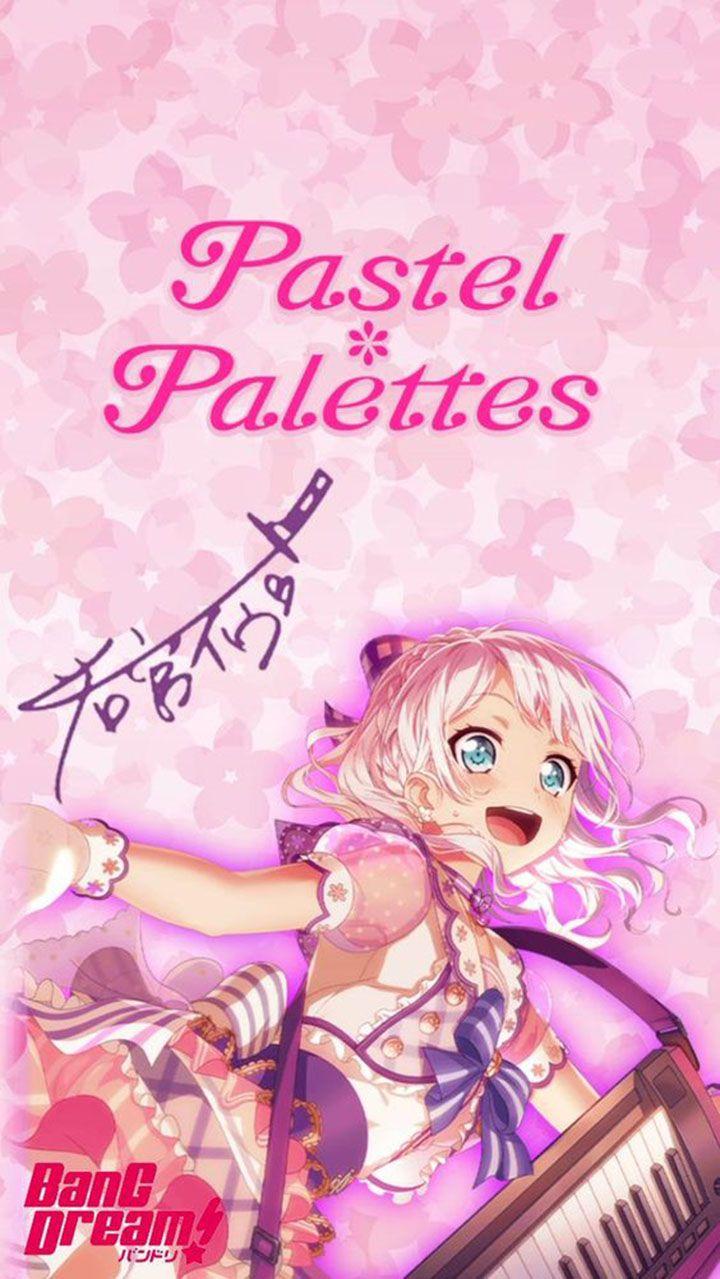 Pastel*Palettes Pastel palette, Anime, Palette