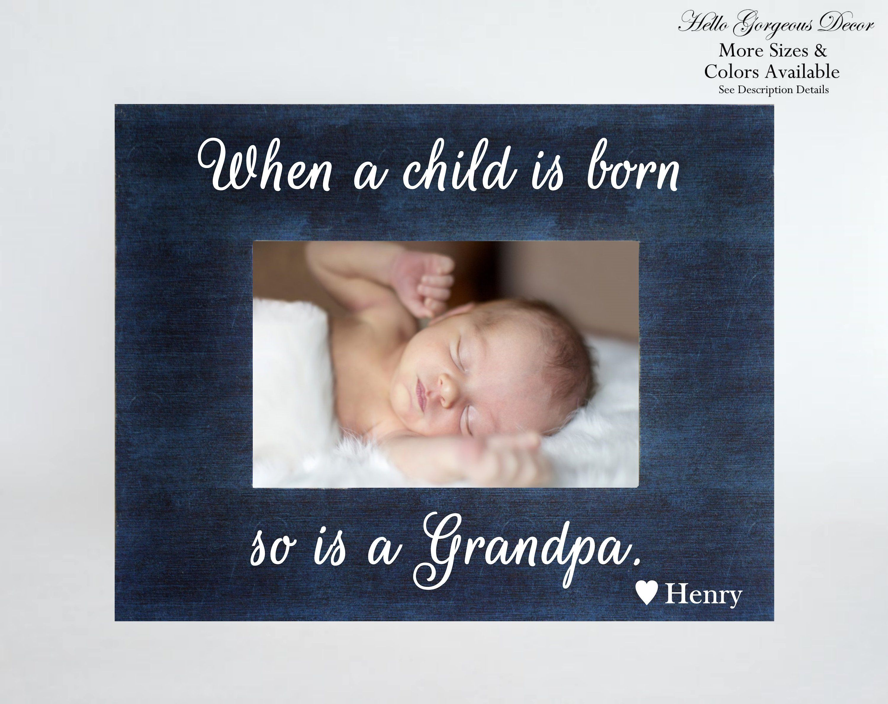 Fathers Day Gift Grandpa Gifts Grandfather Frame Engraved Gift for Grandpa Grandfather Gift Pop Pop Gifts, Engraved Picture Frame