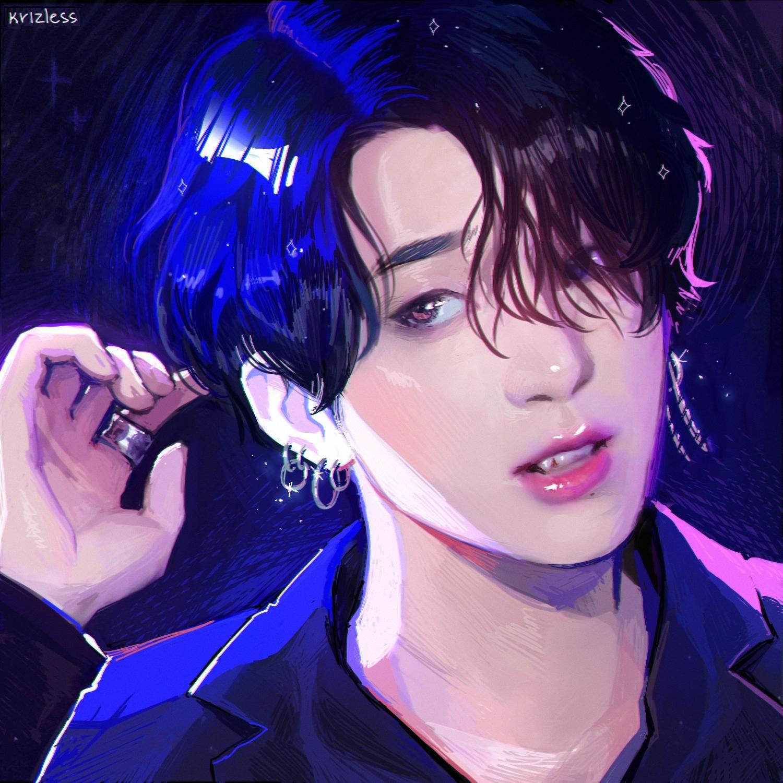 Asya Bim On Twitter Bts Fanart Fan Art Jungkook Fanart