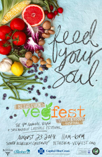 Links To Love Also Lehigh Valley Yoga Festival With New T Shirts Food Festival Poster Food Poster Design Healthy Food Blogs