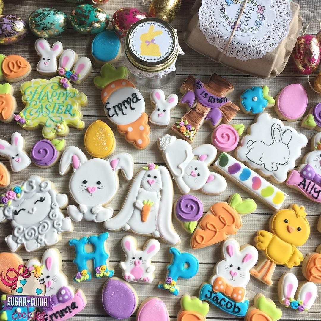Easter options coming Sunday or Monday stay tuned !  #sweets #customsweets #customcookies #sugarcookies #sugarcomacookies #edmond #edibleart #designercookies #decoratedcookies #artisancookies #okc #oklahoma #okcmetro #okcsweets #okctreats #madeinoklahoma #shoplocal #edmondoklahoma#customdecoratedcookies#eastercookies