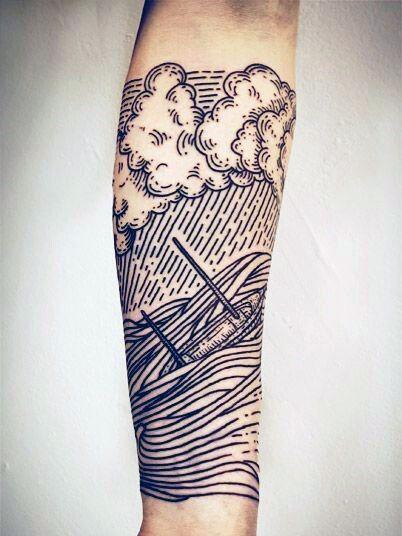 Unique Forearm Tattoo Ideas for Men 87 | Cool Tattoo Design Idea ...