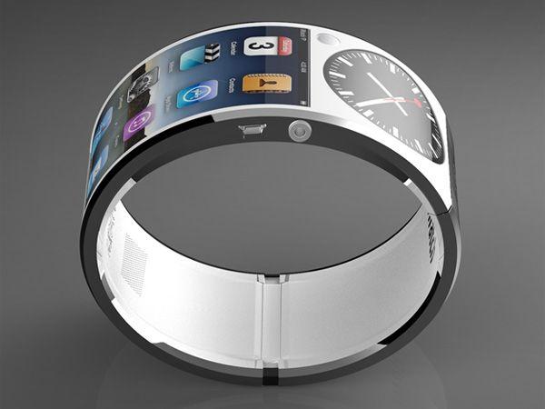 футуристичний розумний годинник